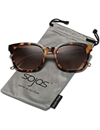 bf57115537 Classic Polarized Sunglasses for Women Men Mirrored Lens SJ2050