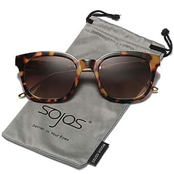 02ec26770fb Amazon.com  SOJOS Classic Polarized Sunglasses for Women Men ...