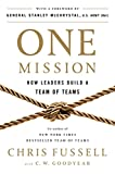 img - for One Mission: How Leaders Build a Team of Teams book / textbook / text book