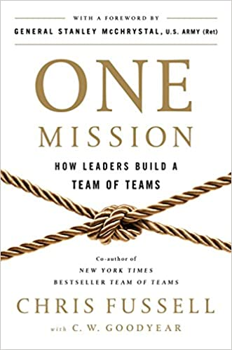 image for One Mission: How Leaders Build a Team of Teams