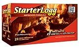 Cheap Jarden Home Brands-firelog 41525-01001 Starterlogg Firestarter 24 Pack 2pack