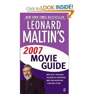 Read Online Leonard Maltin's Movie Guide 2007 (Plume Paperback) ebook