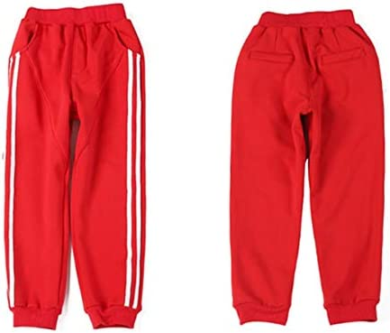 Fengbingl-cl Los bebés de los Pantalones Ocasionales Pantalones ...