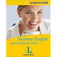 Langenscheidt Business Englisch Sprachkalender 201