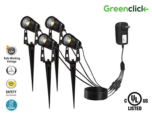 Led Garden Light Fittings