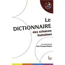 Dictionnaire des sciences humaines (Le)