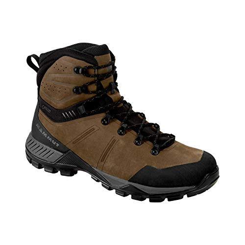 Mammut Men's Mercury Tour II High GTX Trekking Shoe; Size: 9 - Bark-Black