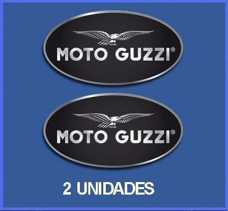 ECOSHIRT Pegatinas Stickers Bike Guzzi Ref DP160 AUFKLEBER Decals AUTOCOLLANTS ADESIVI Moto Decals