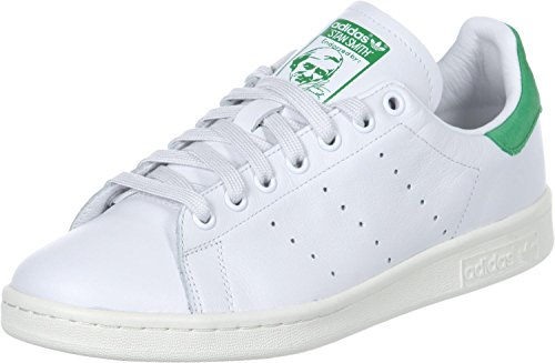 Adidas Stan Smith, Scarpe da Ginnastica Basse Uomo Weiß
