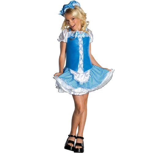 Bratz Bratty Bo Peep Child Halloween Costume Size 4-6 Small ()