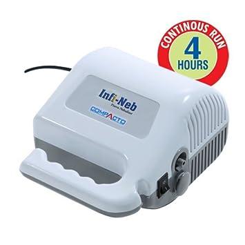 Infi Neb Ac 230v Icra66 Nebulizer White Amazon In Health