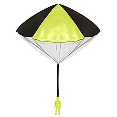 Glow in the Dark Toy Parachute: Toys & Games