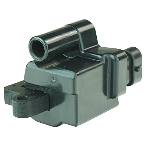 Square Ignition Coil Truck w/ V8 for GMC Cadillac Chevy Sierra Tahoe H2 - Square Suburban