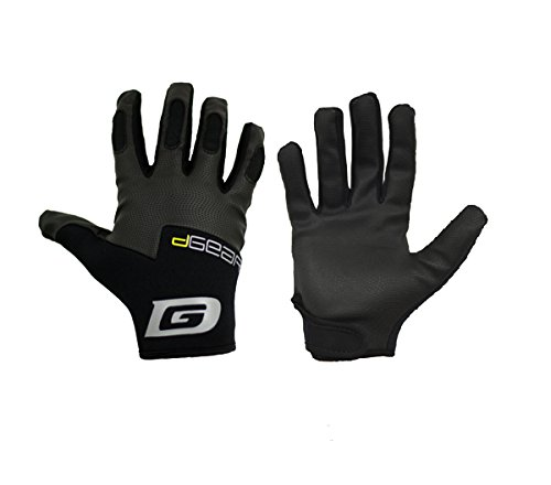 Damascus Protective Gear OG10WXS DGearOG Women's OG10 Obstacle Course Racing Full-Fingered Gloves, X-Small