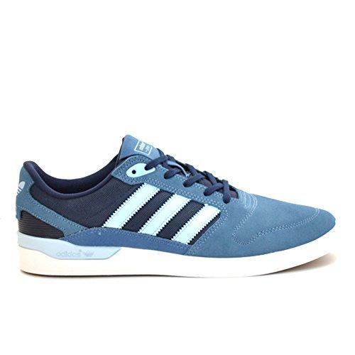 adidas F37512, ZX VULC, Herren, Blau, Gr. 42 2/3 E