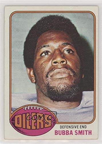 - Bubba Smith (Football Card) 1976 Topps - [Base] #377