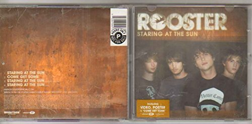 ROOSTER - STARING AT THE SUN - CD (not vinyl) ()
