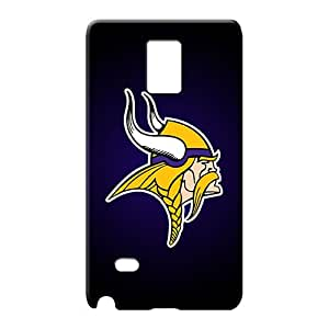samsung note 4 covers Specially Back Covers Snap On Cases For phone phone back shells minnesota vikings nfl football