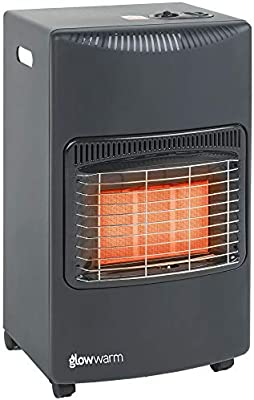 3 bar gas portable gas heater. | in