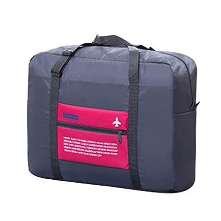 9f0b5b7dd5 MOSEKO Portable Foldable Travel Duffel Bag