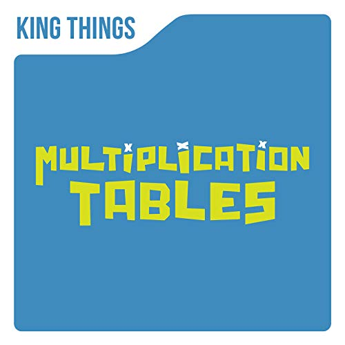 Multiplication Tables 7-8-9