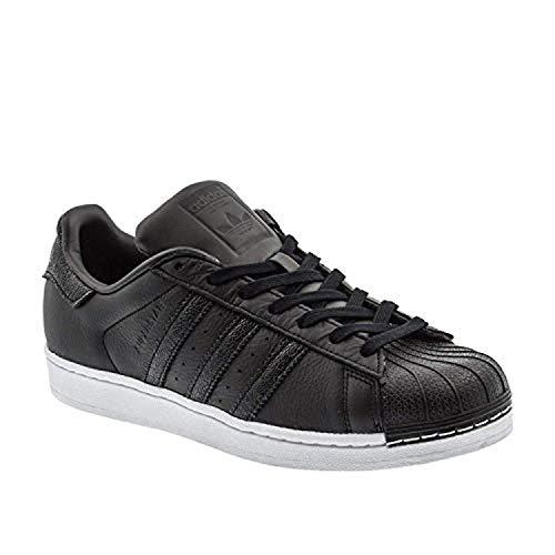 scarpe superstar adidas uomo nere