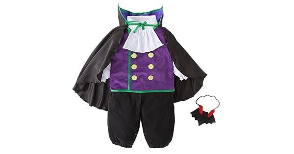 Amazon.com: Styesilove - Disfraz de vampiro para bebé, 4 ...