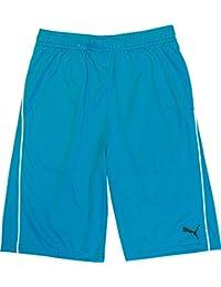 Puma | Big Boys Active Shorts Large Atomic blue