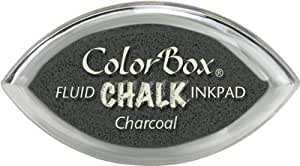 Clearsnap ColorBox Fluid Chalk Cat's Eye Inkpad, Charcoal