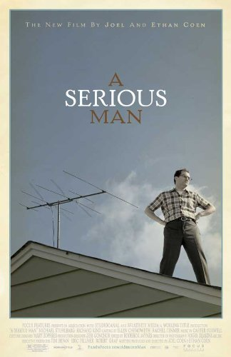 (A Serious Man POSTER Movie (27 x 40 Inches - 69cm x 102cm) (2009))