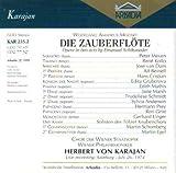 Mozart: Die Zauberflote (Salzburg, July 26, 1974)