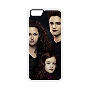 iPhone 6 Plus 5.5 Inch Cell Phone Case White Twilight Unique Clear Phone Case Covers CZOIEQWMXN8892