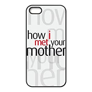 How I Met Your Mother iPhone 5s Cases TPU Rubber Hard Soft Compound Protective Cover Case for iPhone 5 5s