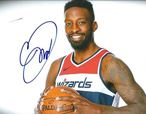 Autographed Jeff Green 8x10 Washington Wizards Photo ()