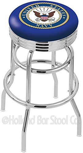 U.S. Navy Bar Stool