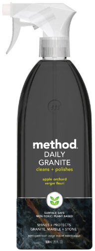 Method Daily Granite & Marble Cleaner Refill, Apple Orchard, 28 oz, 2 pk
