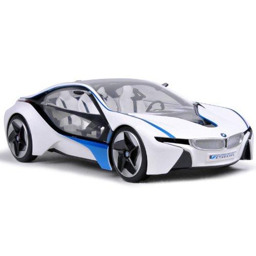 Bmw I8 Vision Rc Ferngesteuertes Modellauto Maßstab 114 Mit Blaue