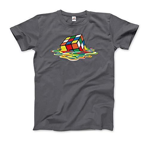 Rubik Cube Melting T Shirt (Short & Long Sleeve)