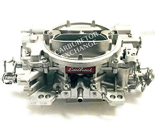 (1407 Edelbrock Remanufactured Carburetor 750 CFM)