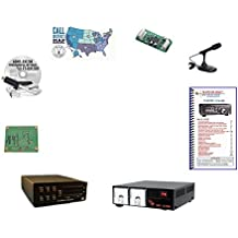 Yaesu FT-DX1200 Accessory Pack Bundle - - Programming Software/Cable - Nifty Guide - MD-100A8X Microphone - LDG AT100 PROII Tuner - Samlex SEC 1235 Power Supply - Yaesu FFT1 - Yaesu DVS6 Voice Memory Unit and Ham Guides ™ Pocket Reference Card Bundle!