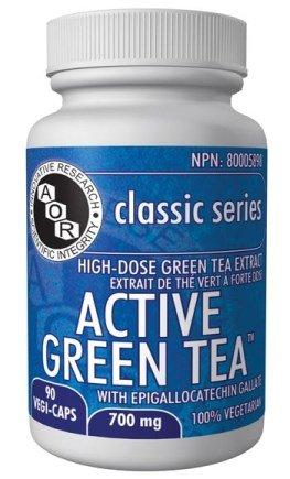 Green Tea 90 Caps - ACTIVE GREEN TEA 90 V-CAPS