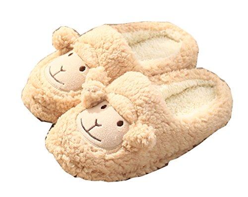Cozy Sheep Slippers Blubi Slipper Women's Footwear Suede House 8Wq5S5wnZF