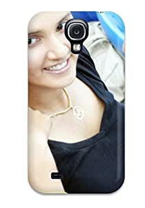 Best New Arrival Case Cover With Design For Galaxy S4- Sania Mirza Tennis Star 9298029K96219850