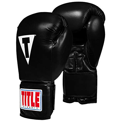 Title Classic Super Bag Gloves 2.0, Black, ()