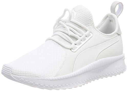 Blanc Puma puma Sneakers Enfant Puma Jr White White Apex Mixte Tsugi Basses HqH0xBv