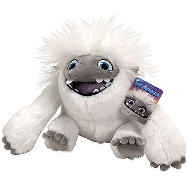 dreamworks Abominable - Everest El Joven Yeti Peluche 22cm (Boca Abierta): Amazon.es: Juguetes y juegos