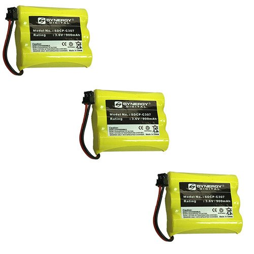 Uniden CX-AI5198 Cordless Phone Battery Combo-Pack includ...