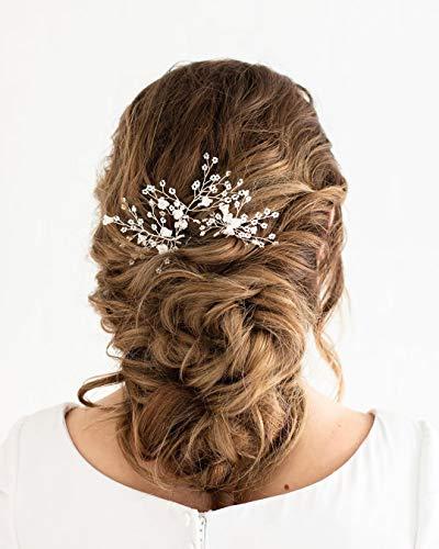 SWEETV Rhinestone Accessories decorative Bridesmaid product image