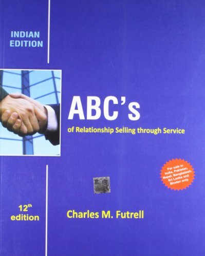 abc of relationship selling service