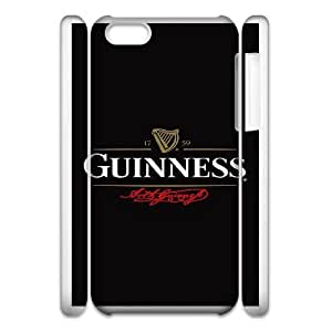 Design Cases iphone6 Plus 5.5 3D Cell Phone Case White GUINNESS Rrqyg Printed Cover
